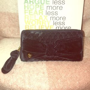 Juicy Couture Bow Wallet